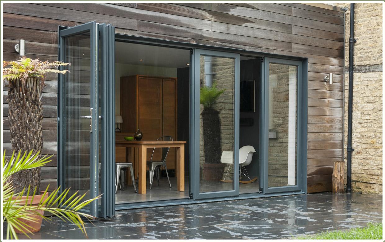aluminium doors camborne