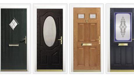 Composite Doors New Quay