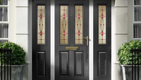 Composite Front Doors Prices Saint Austelle
