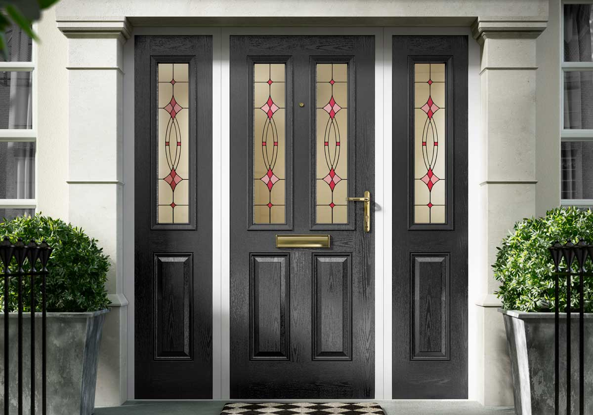 Composite front doors newquay composite doors prices for Composite front doors